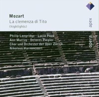 Mozart: La clemenza di Tito (Highlights)