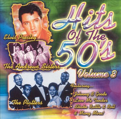 Hits of the 50's, Vol. 3 [Legacy]
