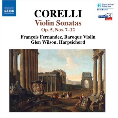 Corelli: Violin Sonatas