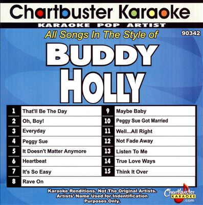 Karaoke: Buddy Holly