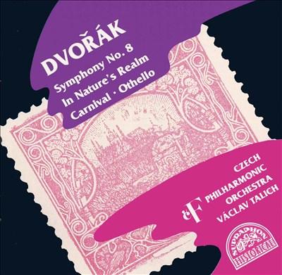 Dvorák: Symphony No. 8; Concert Overtures Opp. 91, 92 & 93