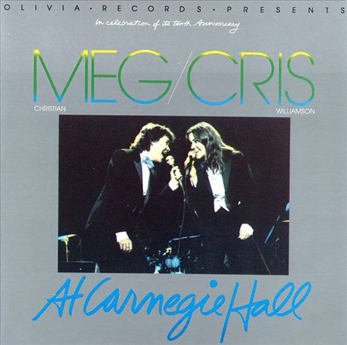 Meg/Cris at Carnegie Hall