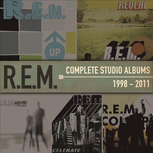 Complete Studio Albums:1998-2011