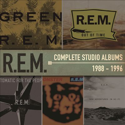Complete Studio Albums:1988-1996