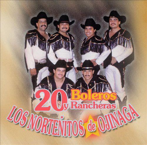 20 Boleros y Rancheras