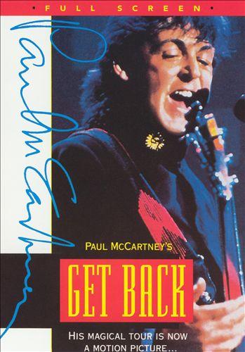 Get Back World Tour