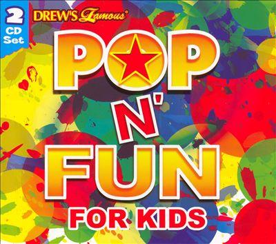 Pop N Fun: Kids Party Fun/Even More Kids Fun