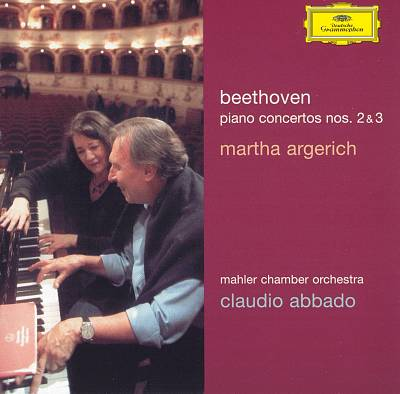 Beethoven: Piano Concertos No. 2 & 3