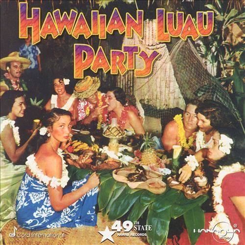 Hawaiian Luau Party [Cord International]