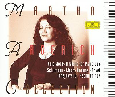 Martha Argerich Collection: Solo Works & Works for Piano Duo