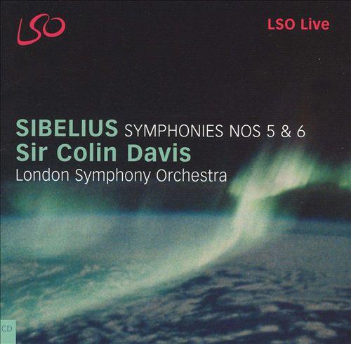 Sibelius: Symphonies Nos. 5 & 6