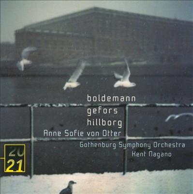 Boldemann, Gefors, Hillborg
