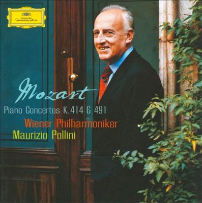Mozart: Piano Concertos K. 414 & 491