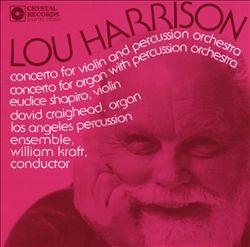 Music of Lou Harrison