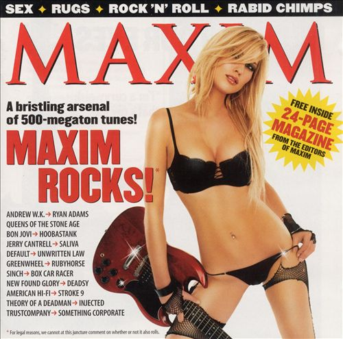 Maxim Rocks!
