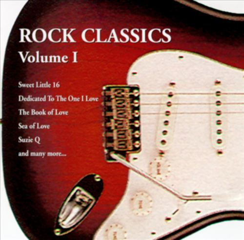 Rock Classics, Vol. 1 [Chicago Music]