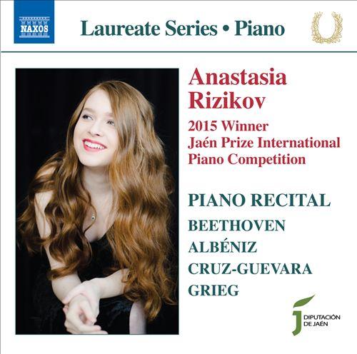 Anastasia Rizikov: Piano Recital