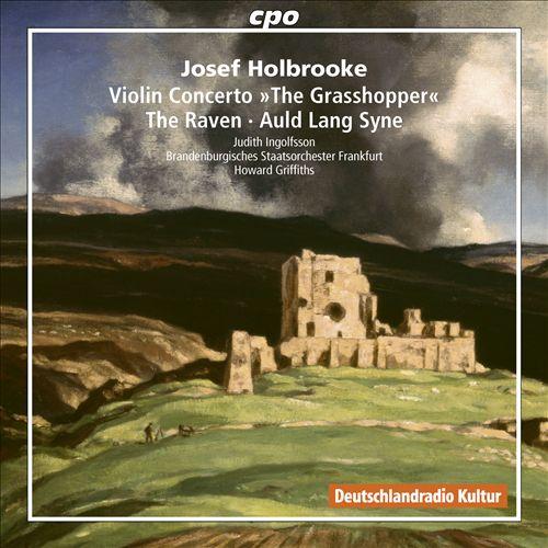 Josef Holbrooke: Violin Concerto