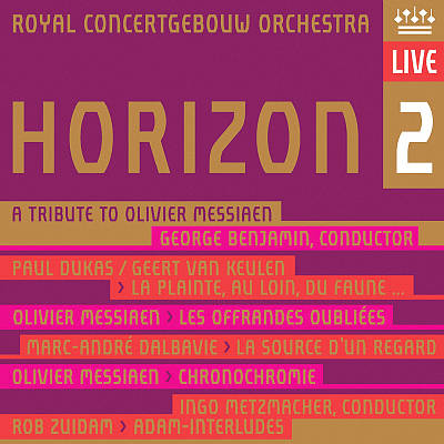 Horizon 2: A Tribute to Olivier Messiaen