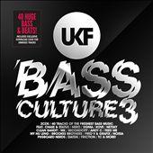 UKF Bass Culture, Vol. 3
