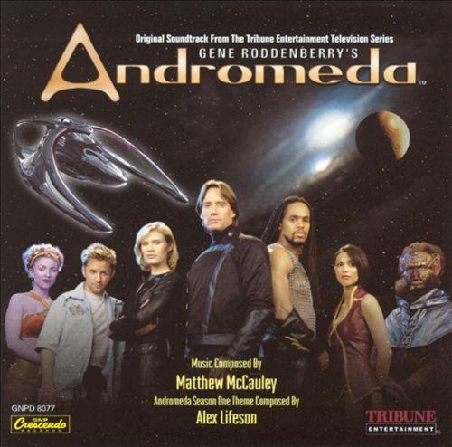 Gene Roddenberry's Andromeda (Music from Original Soundtrack)