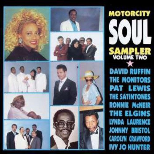 Motorcity Soul Sampler, Vol. 2 - Motown Artists: 80's Recordings