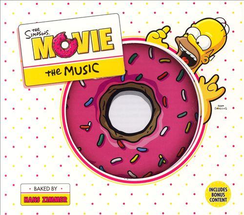 The Simpsons Movie: The Music [Original Soundtrack]