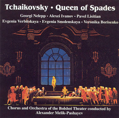 Tchaikovsky: The Queen of Spades