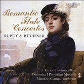 Dupuy & Büchner: Romantic Flute Concertos