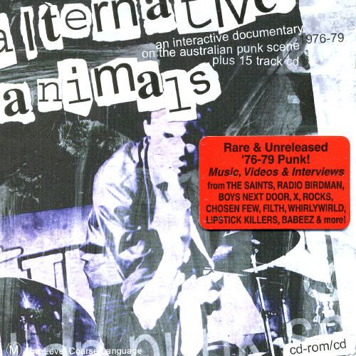Alternative Animals [Bonus CD-Rom]