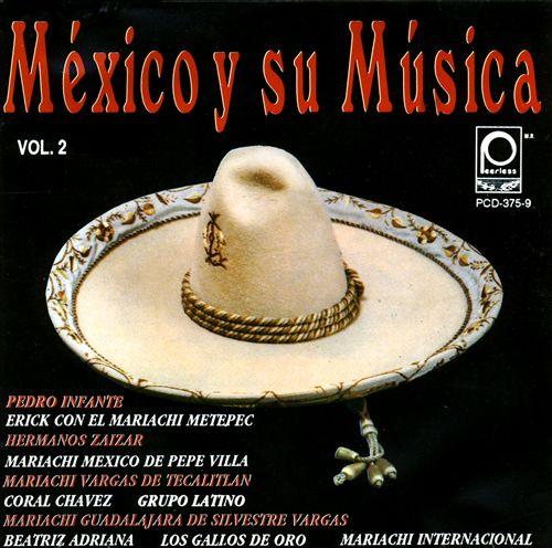 México y Su Música, Vol. 2