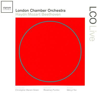 London Chamber Orchestra Performs Haydn, Mozart & Beethoven