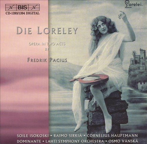 Fredrik Pacius: Die Loreley