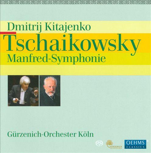 Tschaikowsky: Manfred-Symphonie