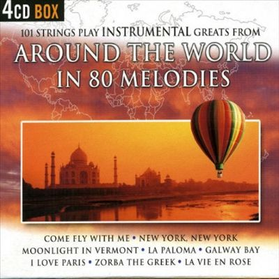 Around the World in 80 Melodies
