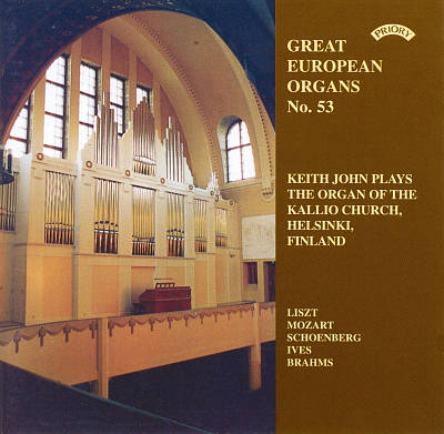 Great European Organs No. 53