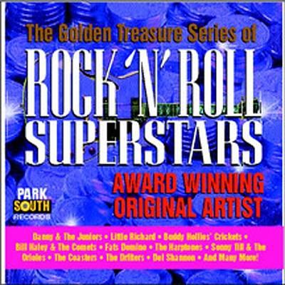 Golden Treasure: Rock 'n' Roll Superstars