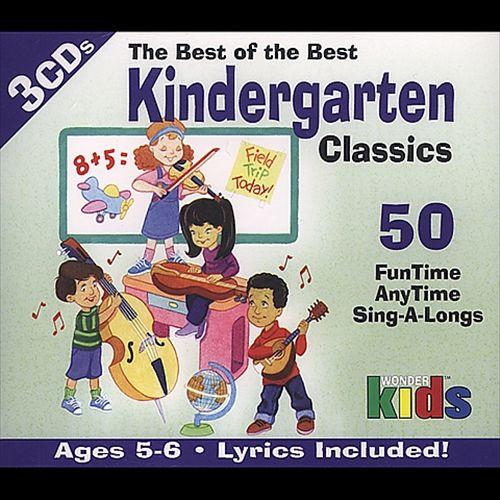The Best of the Best Kindergarten Classics