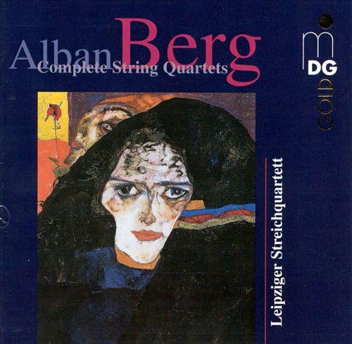 Berg: Complete String Quartets