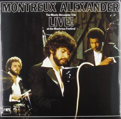 The Monty Alexander Trio Live at Montreux