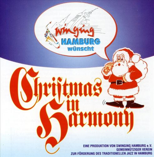 Swinging Hamburg: Christmas in Harmony