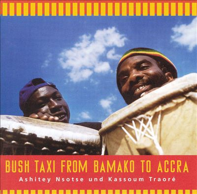 Bush Taxi from Bamako to Accra