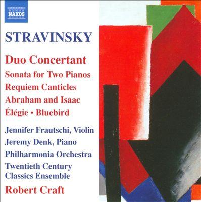 Stravinsky: Duo Concertant