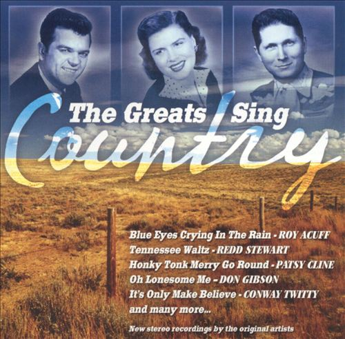 The Greats Sing Country