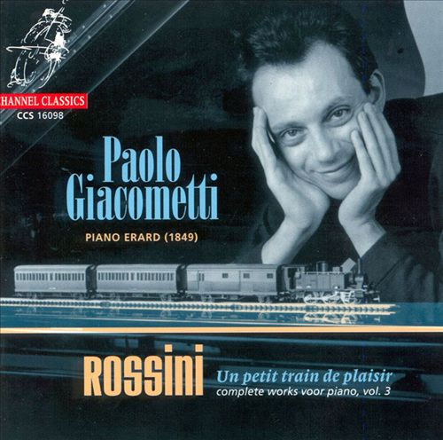 Rossini: Complete Works for Piano, Vol. 3