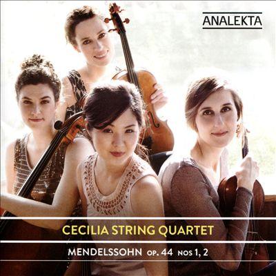 Mendelssohn: Op. 44 Nos. 1, 2