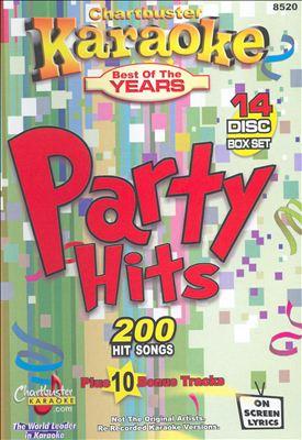 Chartbuster Karaoke: Party Hits
