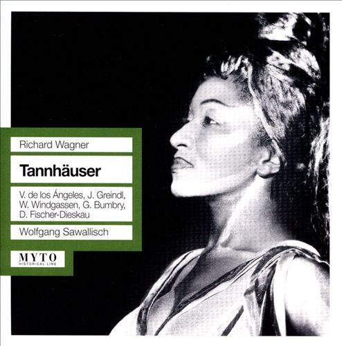 Wagner: Tannhauser (Bayreuth 1961)