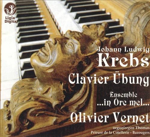 Johann Ludwig Krebs: Clavier Übung