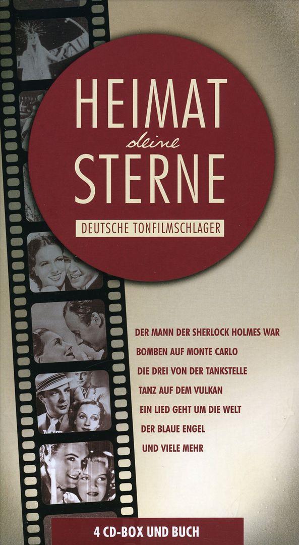Heimat Deine Sterne Deutsche Tonfilmschlager